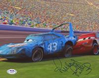 "Richard Petty Signed ""Cars"" 8x10 Photo (PSA COA) at PristineAuction.com"