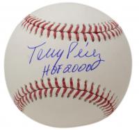 """Tony Perez Signed OML Baseball Inscribed """"HOF 2000"""" (Beckett COA) at PristineAuction.com"""