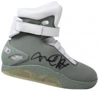 "Michael J. Fox Signed Self-Lacing ""Back to the Future"" Replica Shoe (Beckett COA) at PristineAuction.com"