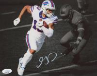 Gabriel Davis Signed Bills 8x10 Photo (JSA COA) at PristineAuction.com