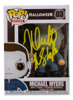 "Nick Castle Signed ""Halloween"" #3 Michael Myers Funko Pop! Vinyl Figure Inscribed ""The Shape"" (JSA COA) at PristineAuction.com"