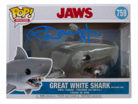 "Richard Dreyfuss Signed ""Jaws"" #759 Great White Shark Funko Pop! Vinyl Figure (JSA COA) at PristineAuction.com"