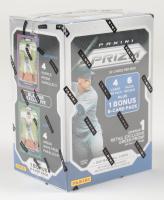 2021 Panini Prizm Baseball Blaster Box with (6) Packs at PristineAuction.com