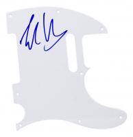 Eddie Van Halen Signed Electric Guitar Pickguard (Beckett LOA) at PristineAuction.com
