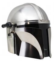 """Star Wars"" The Black Series: The Mandalorian Helmet at PristineAuction.com"