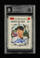 Jarred Kelenic Signed 2019 Topps Heritage Minors #186 AS (BGS Encapsulated) at PristineAuction.com