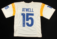 Tutu Atwell Signed Jersey (Beckett Hologram) at PristineAuction.com