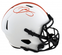 Odell Beckham Jr. Signed Browns Full-Size Lunar Eclipse Alternate Speed Helmet (Beckett Hologram) at PristineAuction.com