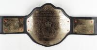 The Undertaker Signed World Heavyweight Wrestling Champion Belt (JSA COA & Undertaker Hologram) (See Description) at PristineAuction.com