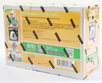 2020 Donruss Optic Football Mega Box with (10) Packs at PristineAuction.com