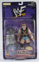 """Billy Gunn Signed 1998 """"WWF"""" Series 2 Action Figure (PSA COA) (See Description) at PristineAuction.com"""