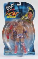 "Kurt Angle Signed 2001 ""WWF"" Sunday Night Heat Series 11 Action Figure (PSA COA) (See Description) at PristineAuction.com"