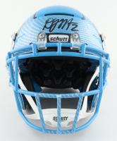 D. J. Moore Signed Full-Size Authentic On-Field Hydro-Dipped F7 Helmet (JSA COA) at PristineAuction.com