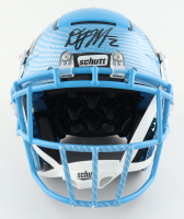 D. J. Moore Signed Full-Size Authentic On-Field Hydro-Dipped F7 Helmet (JSA COA) (See Description) at PristineAuction.com