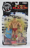 """Chris Masters Signed 2005 """"WWE"""" Ring Rage Series 15.5 Action Figure (PSA COA) (See Description) at PristineAuction.com"""