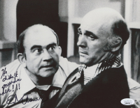 """Ed Asner Signed 8x10 Photo Inscribed """"He didn't murder her!!!"""" (JSA COA) at PristineAuction.com"""