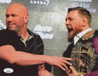 Dana White Signed UFC 8x10 Photo (JSA COA) at PristineAuction.com