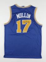 Chris Mullin Signed Warriors Jersey (PSA Hologram) (See Description) at PristineAuction.com