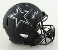 Troy Aikman Signed Cowboys Full-Size Eclipse Alternate Speed Helmet (Beckett COA) at PristineAuction.com