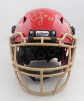 Roger Craig Signed Full-Size Authentic On-Field Hydro-Dipped Vengeance Helmet (JSA COA) at PristineAuction.com