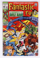 """1969 """"Fantastic Four"""" Vol. 1 Issue #89 Marvel Comic Book at PristineAuction.com"""
