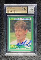 Troy Aikman Signed 1989 Score #270 RC (BGS 9.5) at PristineAuction.com
