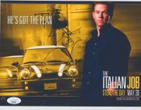 "Mark Wahlberg Signed ""The Italian Job"" 8x10 Photo (JSA COA) at PristineAuction.com"