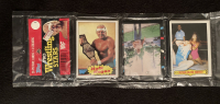 1985 Topps WWF Rack Pack with (26) Cards with #1 Hulk Hogan at PristineAuction.com