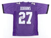 J. K. Dobbins Signed Jersey (JSA Hologram) at PristineAuction.com