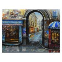 Vadik Suljakov Signed 40x30 Original Oil Painting on Canvas at PristineAuction.com