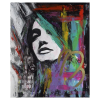 """Jay Johansen Signed """"Alluring"""" 42x35 Original Painting on Canvas at PristineAuction.com"""