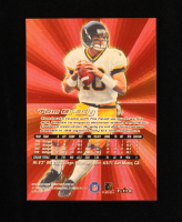 Tom Brady 2000 Fleer Ultra Polychrome Refractor Gold at PristineAuction.com