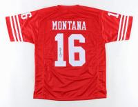 Joe Montana Signed Jersey (JSA Hologram) at PristineAuction.com