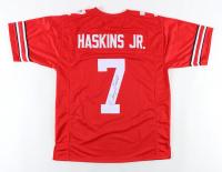 Dwayne Haskins Jr. Signed Jersey (JSA Hologram) at PristineAuction.com