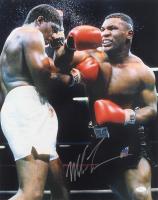 Mike Tyson Signed 16x20 Photo (JSA COA) at PristineAuction.com