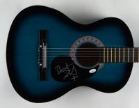 "Bret Michaels Signed 38"" Acoustic Guitar (JSA COA) at PristineAuction.com"