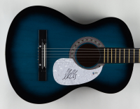 """Luke Combs Signed 38"""" Acoustic Guitar (Beckett COA) at PristineAuction.com"""