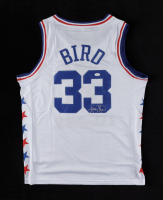 Larry Bird Signed 1985 NBA All-Star Jersey (JSA COA) at PristineAuction.com