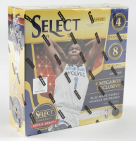 2020-21 Panini Select NBA Basketball MEGA Box with (8) Packs (See Description) at PristineAuction.com