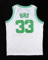 Larry Bird Signed Celtics Jersey (JSA COA) at PristineAuction.com