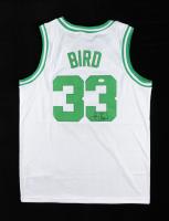Larry Bird Signed Celtics Jersey (JSA COA) (See Description) at PristineAuction.com