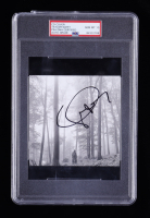 """Taylor Swift Signed """"Folklore"""" CD Disc Cover (PSA Encapsulated) (See Description) at PristineAuction.com"""