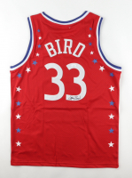Larry Bird Signed 1983 NBA All-Star Game Jersey (JSA COA) at PristineAuction.com