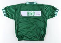 Larry Bird Signed Jacket (Beckett Hologram & Bird Hologram) at PristineAuction.com
