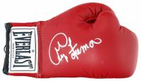 George Foreman Signed Everlast Boxing Glove (JSA COA) (See Description) at PristineAuction.com