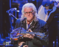 Ricky Skaggs Signed 8x10 Photo (Beckett COA) at PristineAuction.com