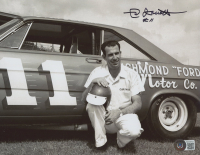Ned Jarrett Signed NASCAR 8x10 Photo (Beckett COA) at PristineAuction.com
