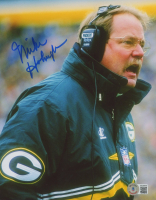 Mike Holmgren Signed Packers 8x10 Photo (Beckett COA) at PristineAuction.com