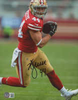 Kyle Juszczyk Signed 49ers 8x10 Photo (Beckett COA) at PristineAuction.com