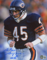 "Gary Fencik Signed Bears 8x10 Photo Inscribed ""Go Bears"" & ""SB XX"" (Beckett COA) at PristineAuction.com"